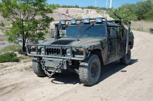 Us Militär Jeep