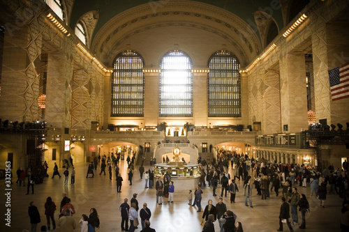 Fotografie, Tablou  Grand Central Station