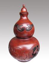 Antique Gourd Bottle