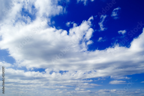 Foto op Canvas Luchtsport the beautiful clouds.