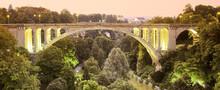 Pont Adolphe Bridge