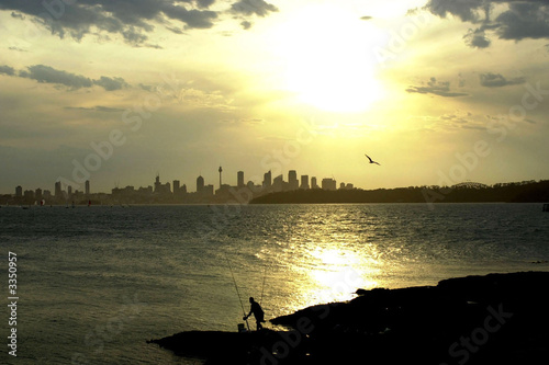 Fotografia  watsons bay.01