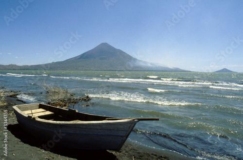 Staande foto Vulkaan momotombo 0009