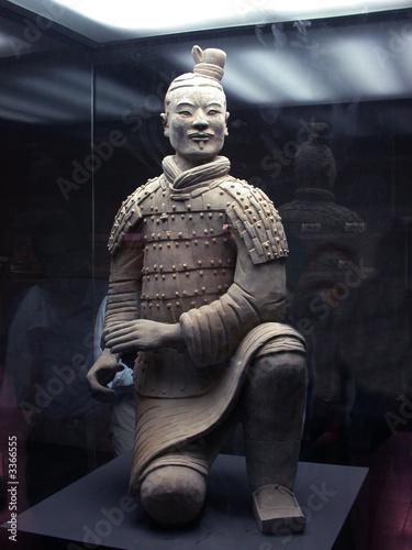 Staande foto Xian warriors