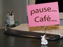 Vache Pause Café