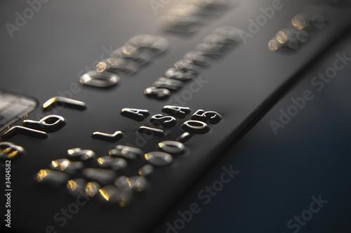 Fotografía  credit card finance isa