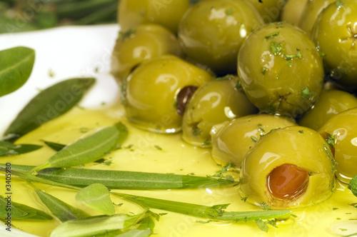 Fotografía  olivas