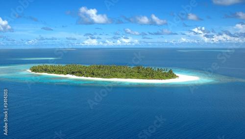 Poster Eiland island