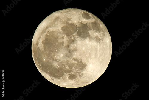 Fotografiet luna llena