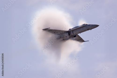obraz dibond vapor burst