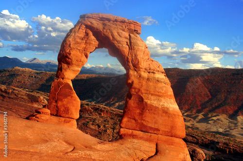 Poster Parc Naturel Delicate arch