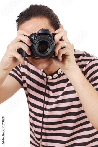 Fototapeta photographer obraz na płótnie