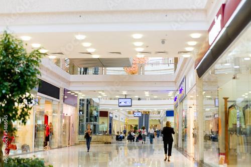 Fotografía  shopping hall #2