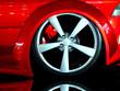 Leinwandbild Motiv hot wheels