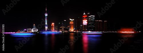 Photo Stands Shanghai China, Shanghai