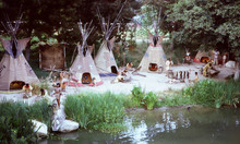 Indian Tepees