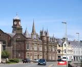 historic building Stornoway