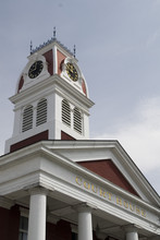 The Historic Court House In Montpelier Vermont