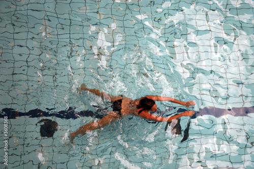Vászonkép Nageuse - Gellert Spa