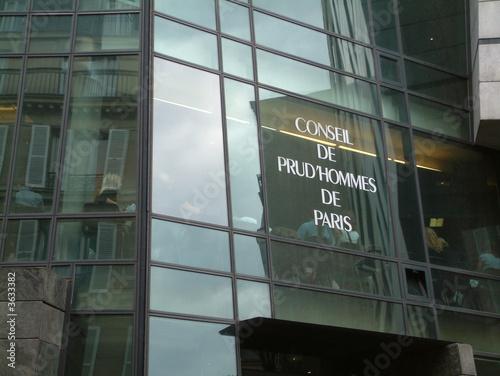 Photo  Conseil de Prud'hommes de Paris