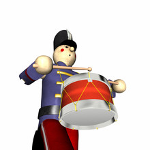 A Christmas Toy Soldier Playin...