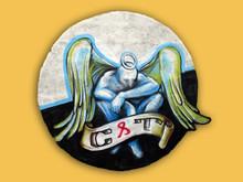 Graffiti Angel