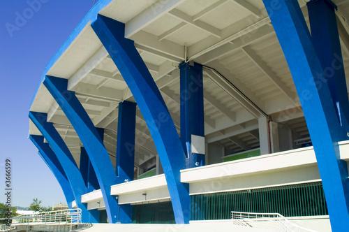 Spoed Foto op Canvas Stadion Maracanã, Rio de Janeiro, Brazil