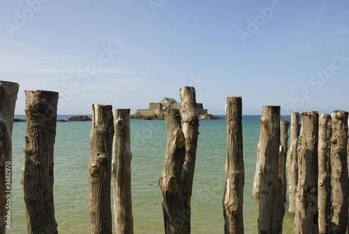 Fotografia, Obraz  Saint Malo