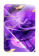 canvas print picture - 3d abstract composition