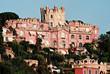 Palais à Nice dans les Alpes maritimes.