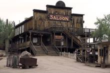 Saloon In The Dessert