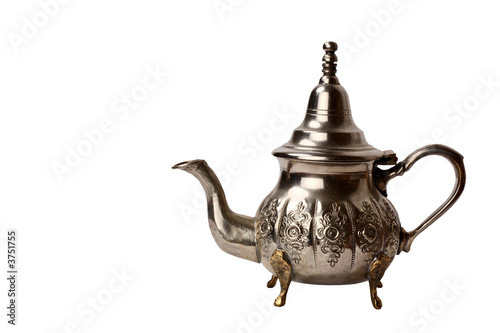 c66a0b43a6b Moroccan tea-pot - Buy this stock photo and explore similar images ...