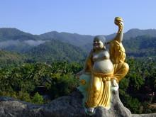 Statue De Bouddha, Nord Thaila...
