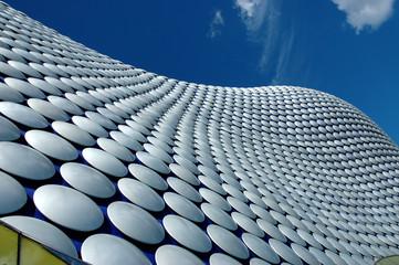 Abstract photo of Selfridges, Bullring, Birmingham