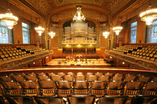 Old Auditorium, Gold And Velve...