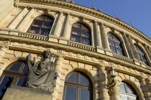 Rudolfinum Concert Hall Prague