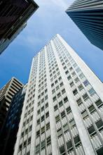 Modern Office Buildings In San...