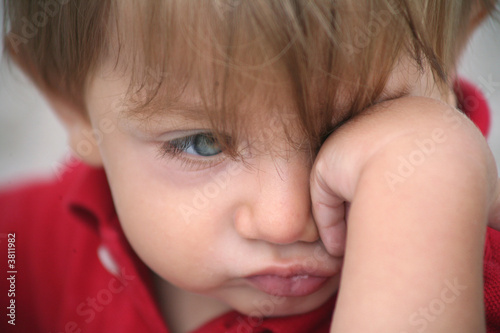 Photo triste