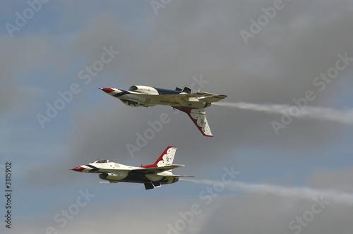 Fotografie, Obraz  Thunderbirds