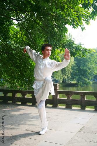 Fotografia  Chinese Kongfu