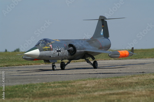 Photo F-104 Starfighter - Modellflugzeug