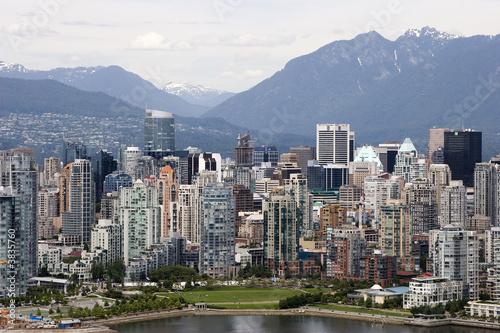 Fotografía  Vancouver Downtown