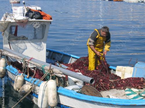 Pescatore Fototapet