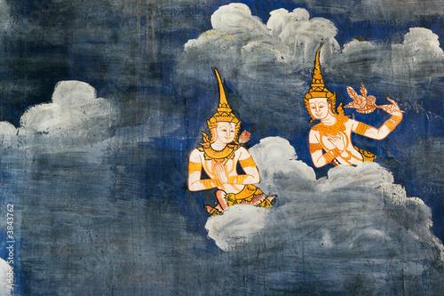 malarstwo-azjatyckie-w-swiatyni