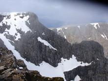 View Of The Peak At Ben Nevis