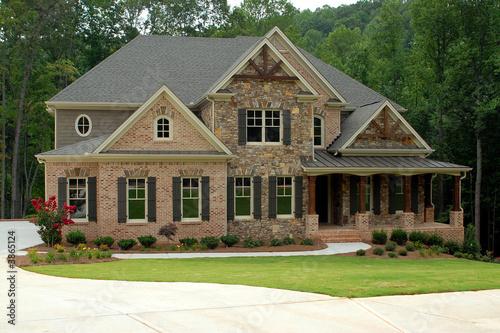 Fotografie, Obraz  house for sale
