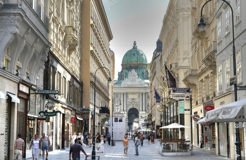 Photo sur Aluminium Vienne vienna 23