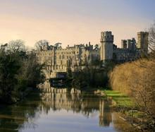 Warwick Castle Warwickshire Mi...