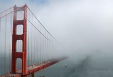 The Golden Gate Bridge In A He...