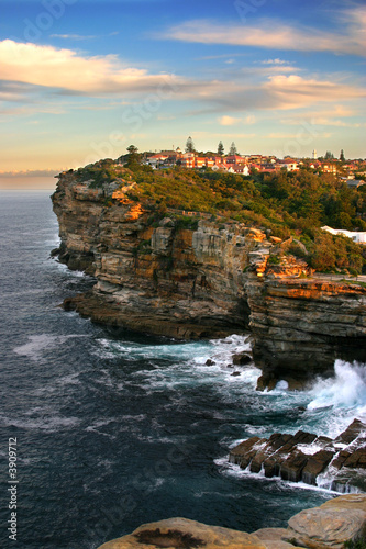 Foto Rollo Basic - The Gaps, Watson Bay, Sydney.. (von Chee-Onn Leong)
